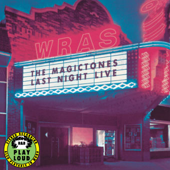 The Magictones »Last Night Live«