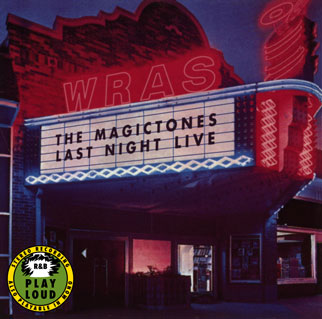 Cover der Magictones-CD