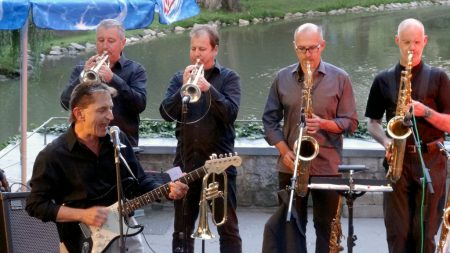 The Magictones Horns: Go!
