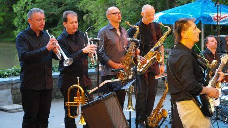 The Magictones Horns: Ready, Set, …